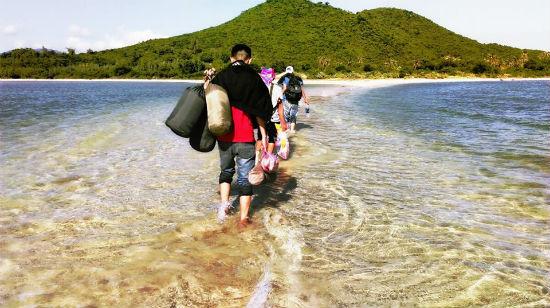 Cách đi lại ra đảo Điệp Sơn