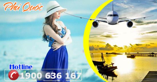 Đặt vé rẻ đi Phú Quốc tại Vietnam Booking du lịch hè 2018