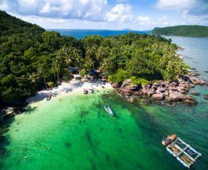 Đi tìm 3 bãi biển vừa đẹp vừa hoang sơ nhất Phú Quốc