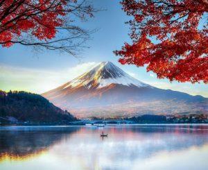 Lãng mạn mùa thu Nhật Bản – Đến và yêu