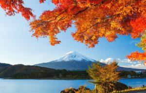 Mùa thu lá đỏ và 4 điều cần biết khi đi du lịch Nhật Bản