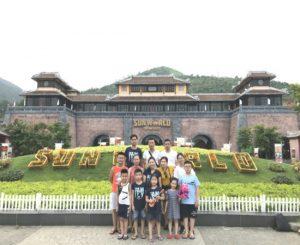 Review tour Đà Nẵng – Hội An – Bà Nà Hills – Núi Thần Tài của Việt Nam Booking