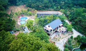 Rừng Thông Xanh Resort & Paintball Club