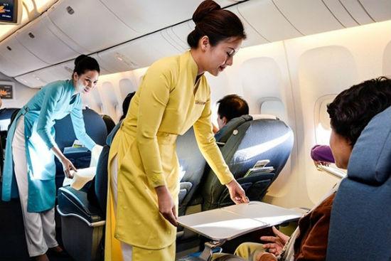 Cất cánh cùng Vietnam Airlines