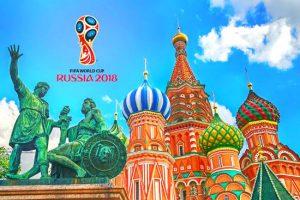 World Cup 2018 đến Nga không chỉ có bóng đá