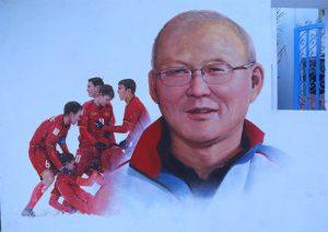 """""""30 chiếc áo mới"""" của làng bích họa Tam Thanh"""