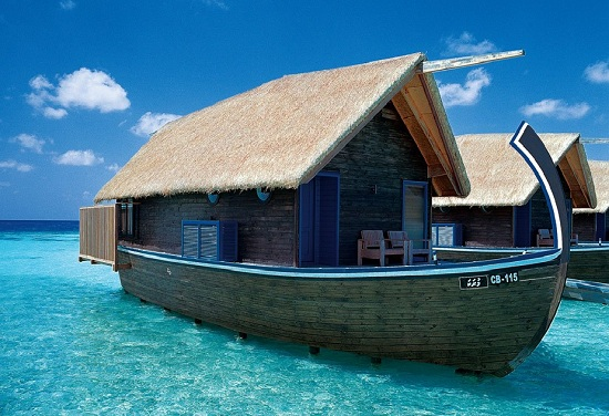 san phong resort o maldives