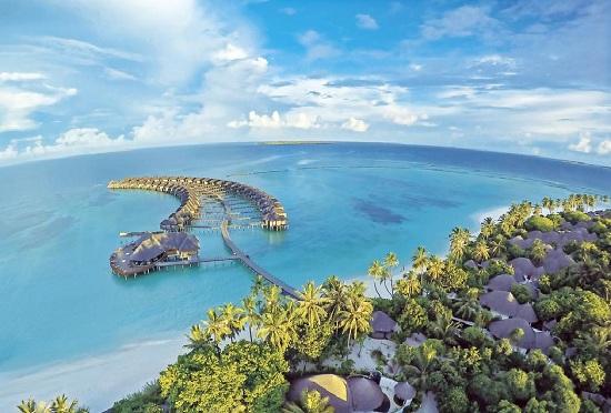 gia phong khach san o maldives