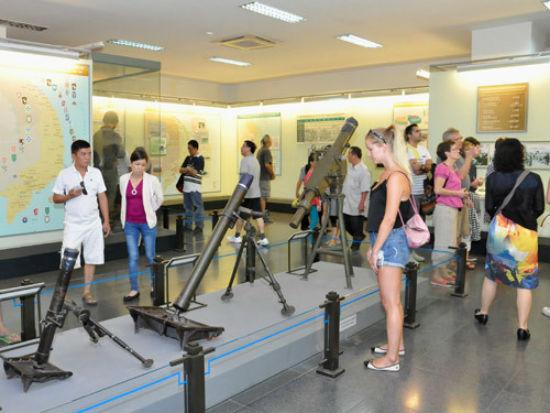 Bảo tàng chứng tích chiến tranh tại Sài Gòn