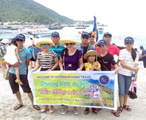 Chia sẻ từ A – Z chuyến du lịch Đà Nẵng – Cù Lao Chàm – Núi Thần Tài của gia đình tôi