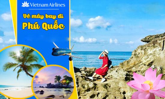 Chộp ngay giá vé máy bay Cần Thơ đi Phú Quốc từ 1,475000 VNĐ