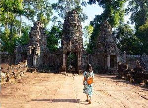 Du lịch Campuchia nên mặc gì?