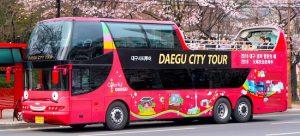 Du lịch Hàn Quốc: Daegu có gì hay?