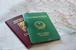 """""""Quyền lực"""" của hộ chiếu Việt Nam so với các quốc gia trong khu vực"""