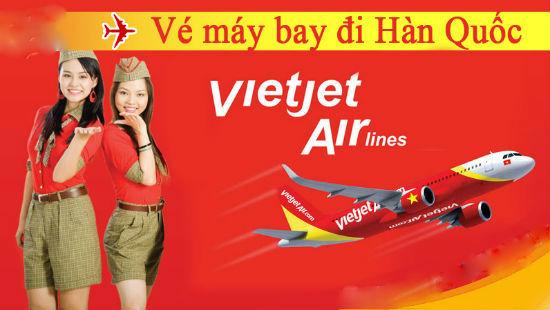 Khám phá mùa thu xứ Hàn cùng loạt vé Vietjet Air đi Hàn Quốc từ 1,090,000 đồng