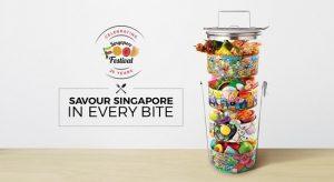 Lập hội thẳng tiến lễ hội ẩm thực Singpore 2018