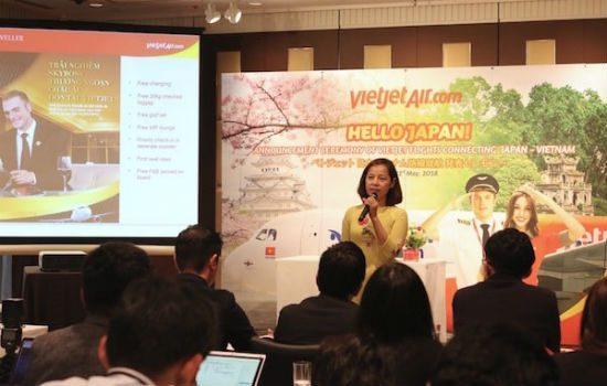 Cập nhật thông tin khuyến mãi Vietjet Air hành trình Hà Nội – Osaka