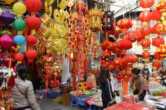 phố Hàng Mã Hà Nội