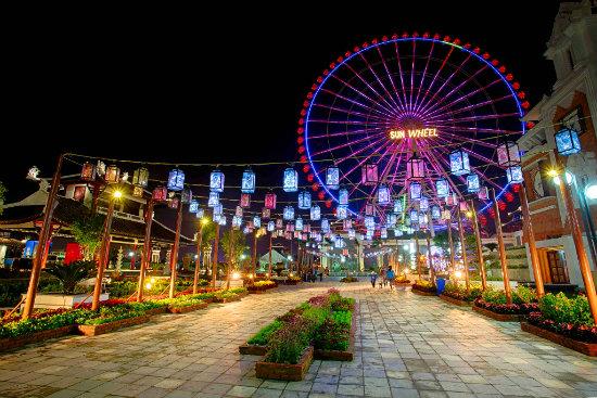 công viên châu á - tour đà nẵng 3 ngày 2 đêm