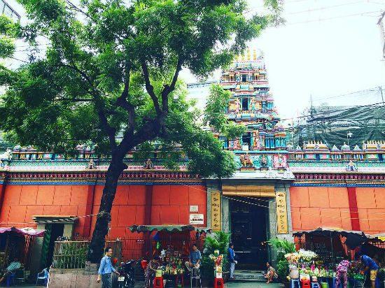 Đền Hindu Mariamman