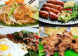 Tìm hiểu du lịch Bangkok Thái Lan nên ăn ở đâu ngon, bổ, rẻ?