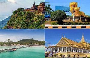 Du lịch Campuchia Lễ 2-9 | Phnom Penh | Bokor | Sihanoukville