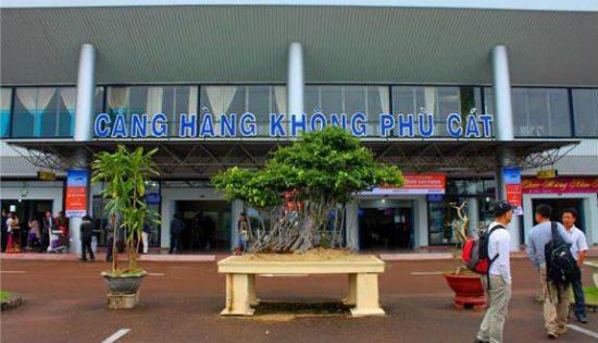 Thông tin sân bay đến Quy Nhơn