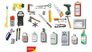 Vietjet Air: Không cho mang những thứ gì lên máy bay?