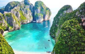 Vịnh đẹp nhất Thái Lan đóng cửa trong 4 tháng tới