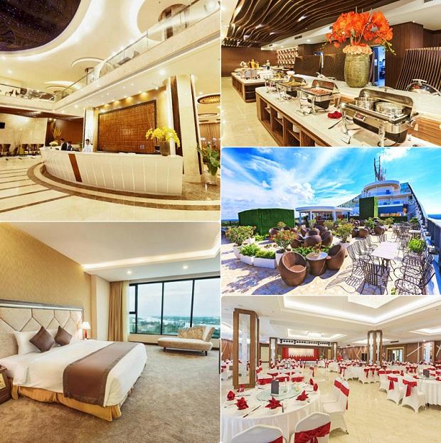 Kiến trúc siêu đẹp của Khách sạn Mường Thanh Luxury Cần Thơ