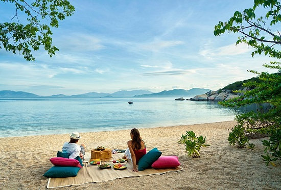 resort vietnam danh cho nha giau