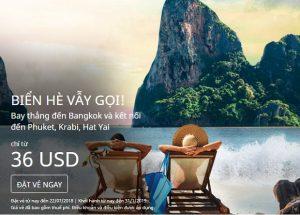 AirAisa – Khuyến mãi chào hè đến Đông Nam Á chỉ từ 36 USD