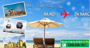 Đi máy bay từ Hà Nội vào Đà Nẵng mất bao lâu?