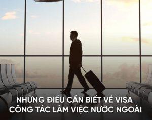 Dịch vụ làm visa công tác