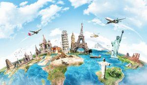 Du lịch nước ngoài 2018 hấp dẫn hơn bao giờ hết