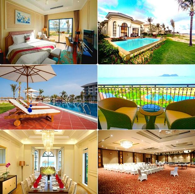 Dịch vụ tiện ích tại Vinpearl Cửa Hội Resort & Villas