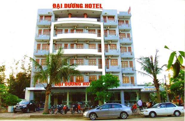 Khách sạn Đại Dương Nghệ An