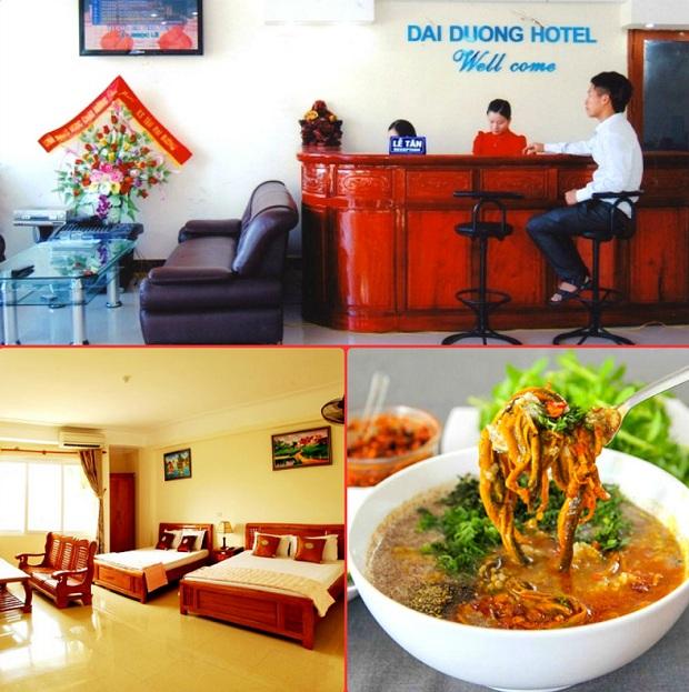 Đánh giá Khách sạn Đại Dương Nghệ An