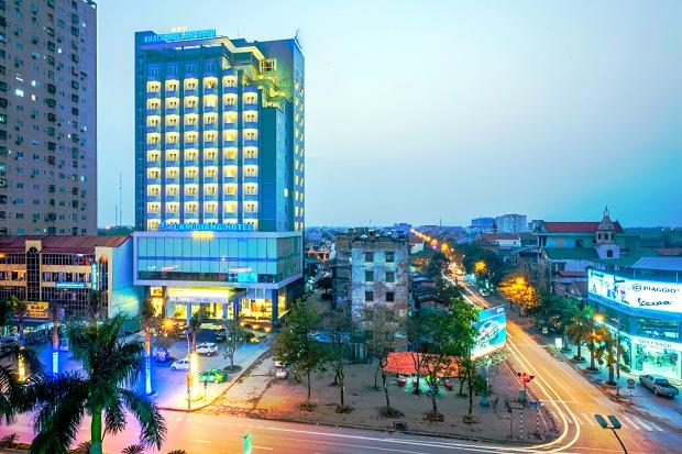 Khách sạn Lam Giang Nghệ An