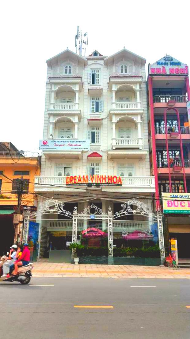 Khách sạn Dream Vinh Hoa Bắc Ninh