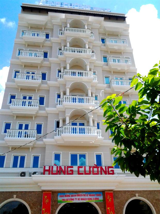 Khách sạn Hùng Cường - An Giang