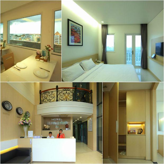 Đồ đạc tại khách sạn Hùng Cường luôn được bảo quản tốt và mới