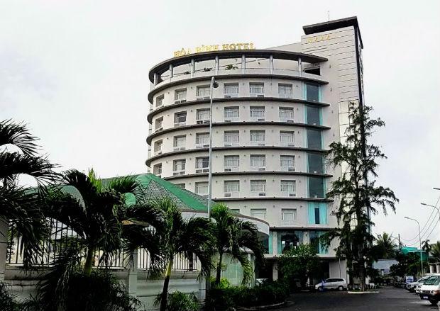 Khách sạn Hòa Bình 1 ở An Giang Long Xuyên