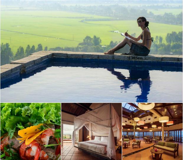 Victoria Nui Sam Lodge - Chất lượng dịch vụ và giá cả không có gì để chê