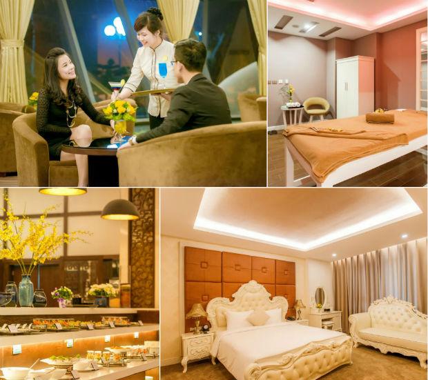 Dịch vụ chuẩn 4 sao quốc tế tại khách sạn Mường Thanh Bắc Giang