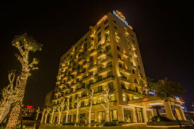 Khách sạnRavatel Inn Bắc Giang