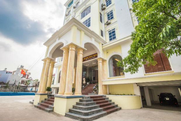 Khách sạn An Bình Super Bắc Giang