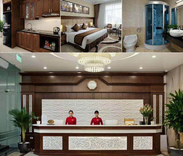 Dịch vụ tiện nghi tại khách sạn Center Bắc Ninh đầy đủ