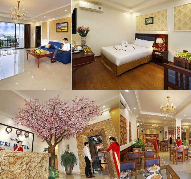 Uri Hotel Bắc Ninh là địa chỉ yêu thích của nhiều du khách