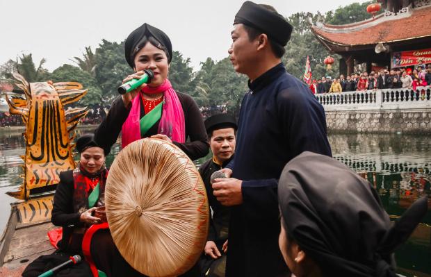 Ở lại khách sạn Bắc Ninh để nghe đặc sản quan họ Bắc Ninh